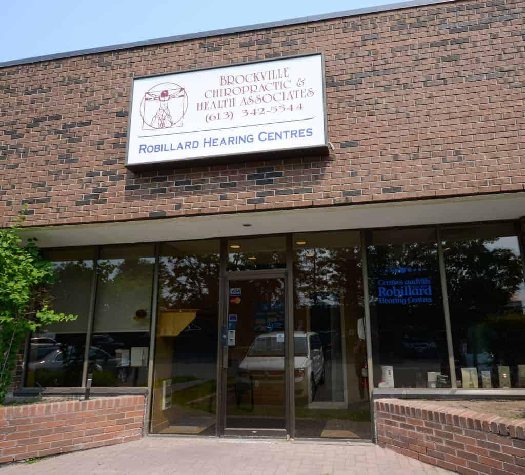 Robillard Hearing Centres | 2211 Parkedale Ave, Brockville, ON K6V 6B2 | +1 613-498-3300