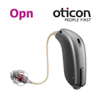 Oticon opn hearing aid cost